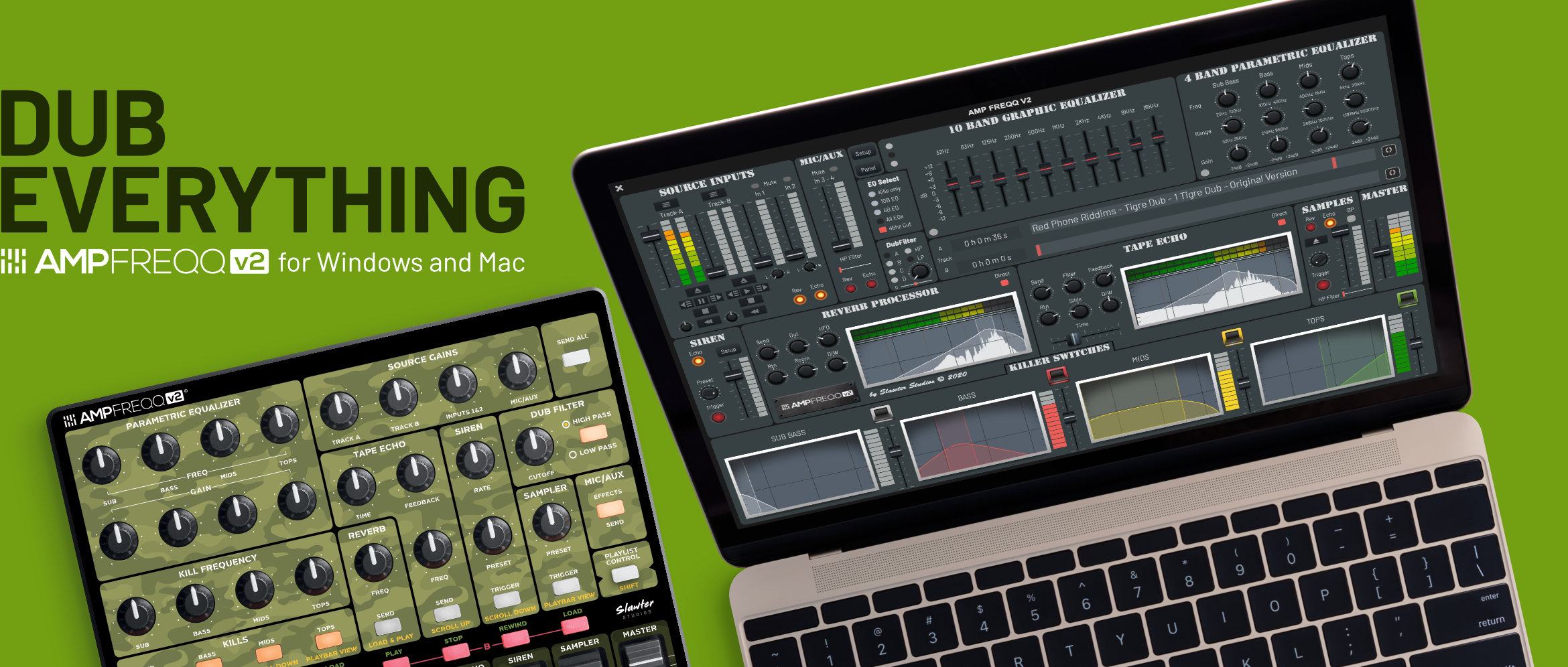 dubbing software for pc and mac